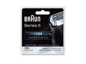 Braun 8000CP/51s-Int Replacement Foil and Cutter Combo