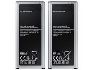 New Replacment Battery for Samsung Galaxy Note Edge ( 2 Pack )