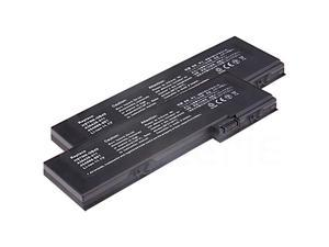 New Replacement Battery for HP EliteBook 2740p ( 2 Pack )