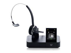 Jabra  PRO 9470 1.9G Mono Bluetooth 3-In-1 Headset W/ PeakStop Technology