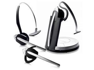 Jabra GN9350e Mono Wireless Headset w/ DSP Tech & Noise Canceling Microphone