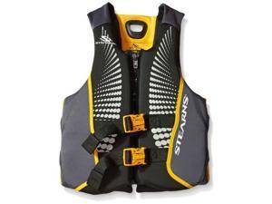 Stearns V1 Series Mens Life Vest - M Mens V1 Series Life Vest Gold