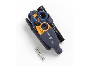 Harris /Fluke Networks N92768M Fluke Networks 11293000 Pro-Tool Kit IS60 with Punch Down Tool