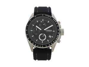 CH2573P Decker Chronograph Black Silicone Watch - 1 Pc Watch