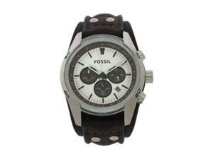 CH2565P Coachman Chronograph Brown Leather Watch - 1 Pc Watch