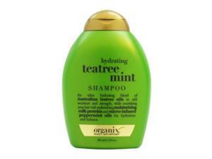 Organix Tea Tree Mint Shampoo - 13 oz Shampoo