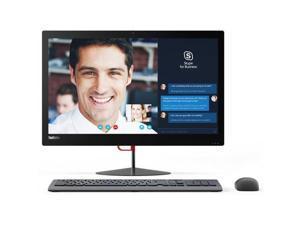 Lenovo ThinkCentre X1 10KE0008US All-in-One Computer - Intel Core i5 i5-6200U 2.30 GHz - Desktop - Business Black