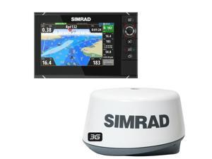 Simrad NSS7 evo2 Radar Bundle NSS7 evo2 Radar Bundle