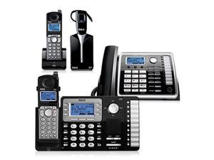 RCA ViSYS 25270RE3-25260-BUNDLE Desk Phone Bundle w/ Cordless Handset- Wireless Headset and Wireless Desktop Phone