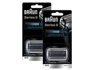 Braun 90S (2-Pack) Replacement Foil and Cutter Pack