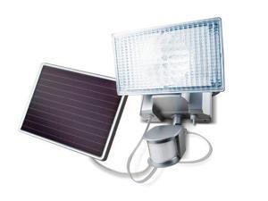 MAXSA INNOVATIONS MXI44449M MAXSA Innovations Silver 100-LED Solar-Powered Security Floodlight