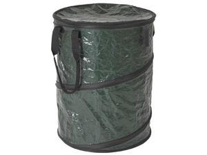 Stansport STN877G Stansport Collapsible Campsite Carry-All Trash Can Green