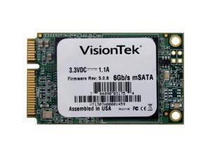 VisionTek QY9945M VisionTek mSATA SSD 240GB SATA III 6.0Bb/s Solid State Drive (900612)