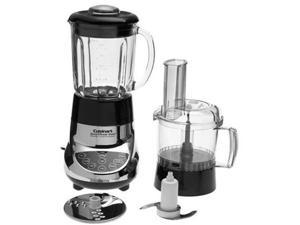 Cuisinart SmartPower Duet Blender / Food Processor (Chrome) Duet Blender or Food Processor 7-Speed Smartpower