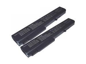 New Replacement Battery for HP EliteBook 8530P ( 2 Pack )