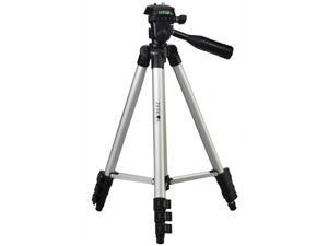 """Zeikos 50"""" High Quality Tripod For most Cameras, & Video Cameras"""