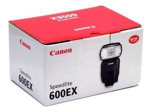 Canon Speedlite 600EX Flash (EOS Accessories)