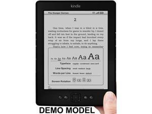 Amazon Kindle WIFI (Demo Model) Full 1 Year Warranty, in Manufacturer Packaging