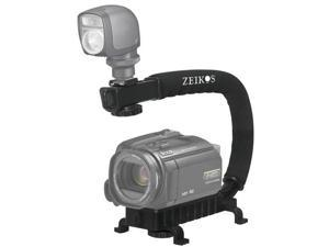 Zeikos/XIT - Professional Video Stabilization for Action Video Shoot (Camcorder/DSLR)