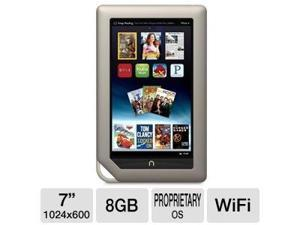 "Barnes & Nobles NOOK 7"" 8GB WiFi Tablet - Demo Unit - Like New"