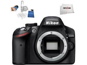 Nikon D3200 - Body Only - International Version (No Warranty)
