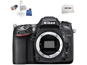 Nikon D7100 DSLR (Body Only) (International Version - No Warranty)