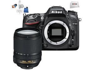Nikon D7100 DSLR  (International Version - No Warranty) + Nikon 18-140mm G ED VR AF-S DX