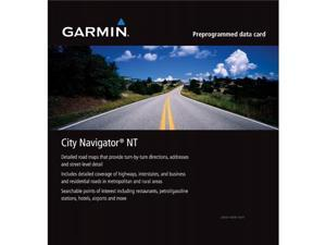 Garmin City Navigator for Detailed Maps of Italy and Greece (microSD/SD Card). Model 010-10691-05