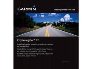 Garmin City Navigator for Detailed Maps of Spain and Portugal microSD/SD Card.Model 010-10691-02