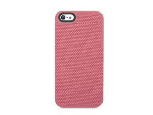 ISOUND Honeycomb Hard Shell Low Profile Case for iPhone 5 - Pink. Model ISOUND-5324