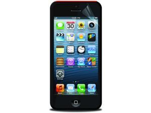 ISOUND Duraview 2 in 1 Polycarbonate + Shock Absorbing Silicone Case for iPhone 5 - Red. Model ISOUND-5336