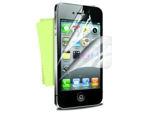 ISOUND 3 Layers in 1 Multi-Shield, 3 Removable Layers in 1 Ultra Thin Protector for iPhone 4 / 4S - Clear. Model ISOUND-1656