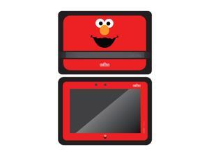 ISOUND Elmo Decal Set for Kindle Fire HD - Red. Model ISOUND-3477