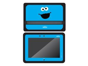 ISOUND Cookie Monster Decal Set for Kindle Fire HD - Blue. Model ISOUND-3478