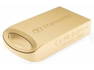 Transcend 32GB Jetflash 510 Luxury USB 2.0 Flash Drive Gold Model TS32GJF510G