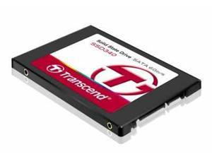 "Transcend 64GB 2.5"" SATA III MLC Solid State Drive SSD With Mounting Bracket Model TS64GSSD340"