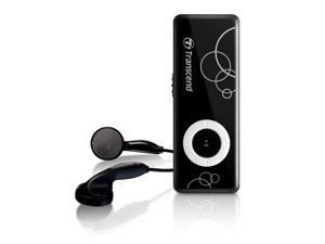 Transcend 8GB MP300 Digital Music MP3 Black Model TS8GMP300K