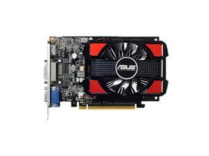 ASUS 2GB GeForce GT 740 DDR3 128-Bit PCI Express 3.0 HDCP Ready Video Card Model GT740-2GD3-CSM