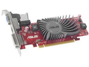 ASUS 512MB Radeon HD 5450 DDR3 32-Bit PCI Express 2.1 x16 HDCP Ready Low Profile Ready Video Card Model EAH5450 SL/DI/512MD3/MG(LP)