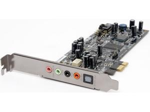 ASUS 5.1 Channels 96KHz 24-Bit PCI Express x1 Interface Gam.g Audio Card Model Xonar DGX