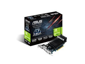 ASUS 1GB GeForce GT 720 DDR3 64-Bit PCI Express 2.0 HDCP Ready Video Card Model GT720-1GD3-CSM