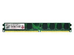 Transcend 2GB JetRAM DDR2 PC2 5400 667MHz DIMM Desktop Memory RAM Model JM667QLU-2G