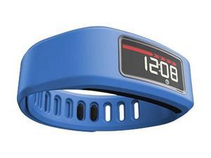 Garmin VIVOFIT Fitness Band That Moves at the Pace of Your Life Blue 010-01225-04