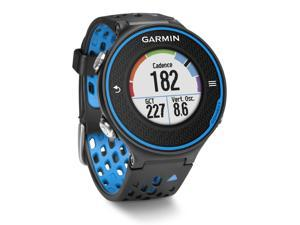 Garmin Forerunner 620 Black/Blue GPS Running Watch with HRM (010-01128-40)