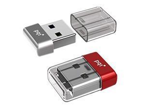 32GB PQI U603V USB3.0 Ultra-small Flash Drive Red Edition Model 6603-032GR2001