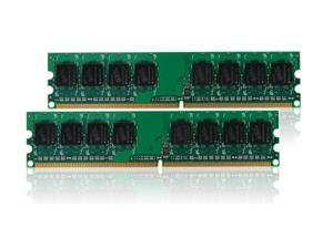 GeIL 8GB Green Series DDR3 1333MHz PC3-10660 CL9 Dual Channel kit (2x 4GB) 1.35V Model GG38GB1333C9DC