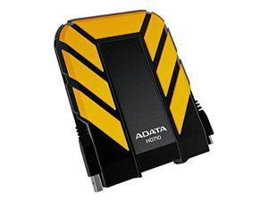 ADATA 2TB DashDrive Durable HD710 USB3.0 Portable Hard Drive (Yellow/Black) Model AHD710-2TU3-CYL