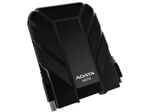 ADATA 2TB DashDrive Durable HD710 USB3.0 Portable Hard Drive (Black) Model AHD710-2TU3-CBK