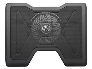Cooler Master NotePal X2 - Gaming Laptop Cooling Pad with 140mm Blue LED Fan Model R9-NBC-4WAK-GP