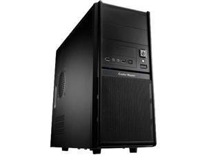 Cooler Master Elite 342 - Mini Tower Computer Case with Elite Power 400W PSU and Lock Hole Model RC-342-KKRJ-GP